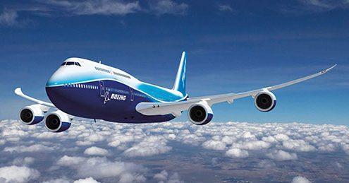 مواد هوشمند در بال هواپیما
