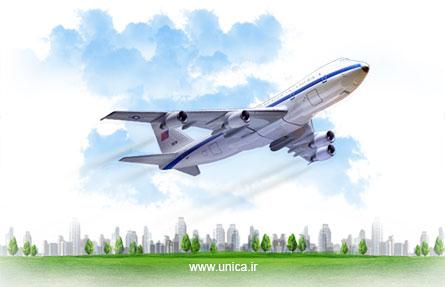 مواد هوشمند پیزو الکتریک و بال هواپیما