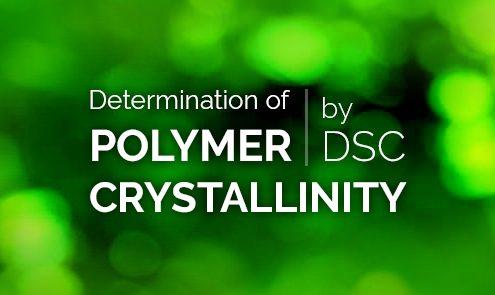 محاسبه درصد کریستالی شدن پلیمرها | سایت یونیکا