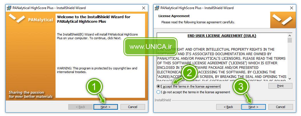 آموزش نصب نرم افزار XPert | سایت یونیکا