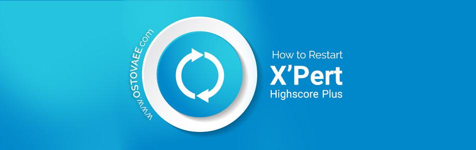 ریست کردن تنظیمات نرم افزار XPert