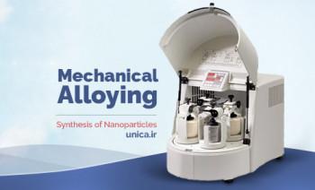 سنتز نانو ذرات به روش آلیاژسازی مکانیکی
